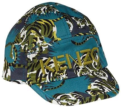 b772ed804e9 Amazon.com  Kenzo Kids Baby Boys  Kenzo Kh Bb Jungle Cap  Clothing