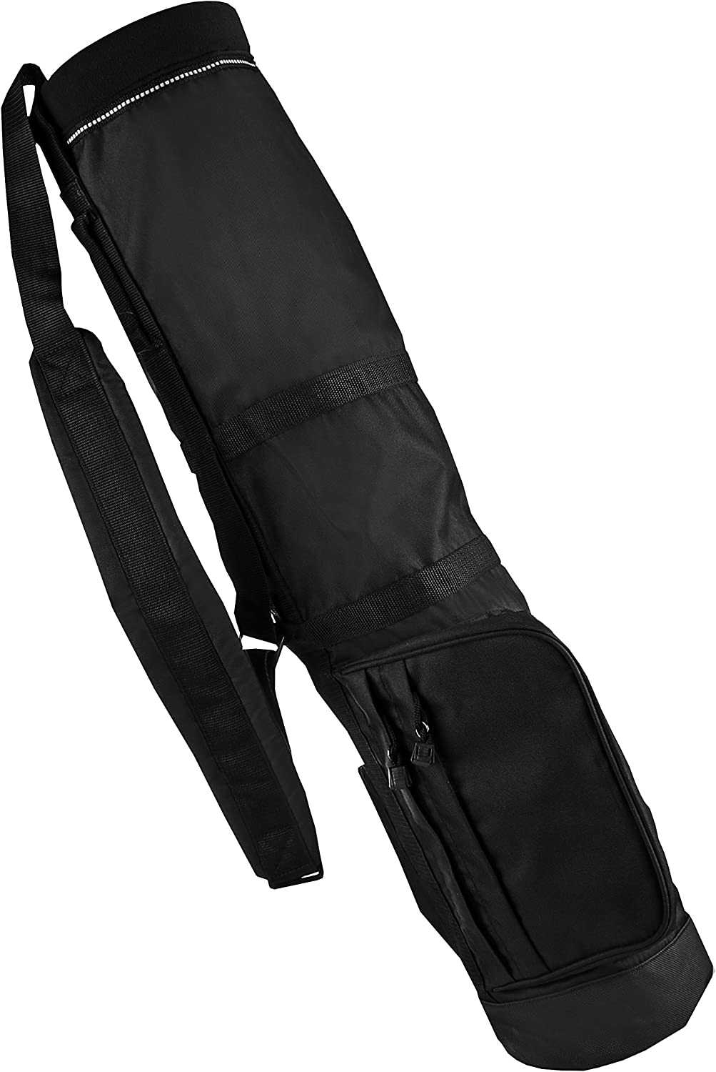 "7"" Sunday Bag, Lightweight Carry Bag, Executive Course Golf Bag"