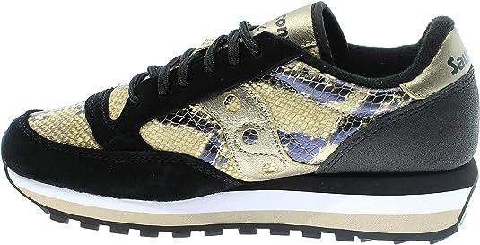 prezzo più basso con all'ingrosso online vendita calda saucony-sneakers jazz original triple in camoscio e lurex 60450 ...