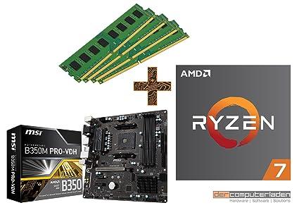 dercomputerladen actualización para PC AMD, placa base ...