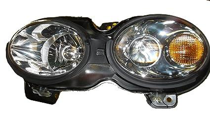 Jaguar OEM Left X-Type Headlamp