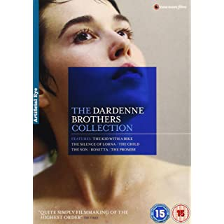 The Dardenne Brothers Collection - 6 Disc Set [DVD]