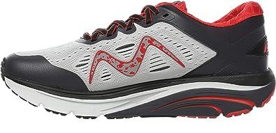 Zapatillas de Mujer MBT GTC 2000 Rojo: Amazon.es: Zapatos y complementos