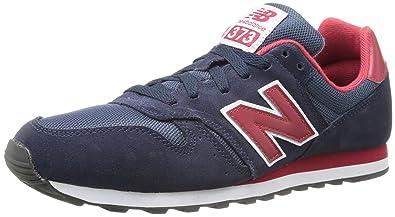 Navyred New Balance Homme 45 D Baskets M373 Mode Bleu 5 sbr AFAgfq