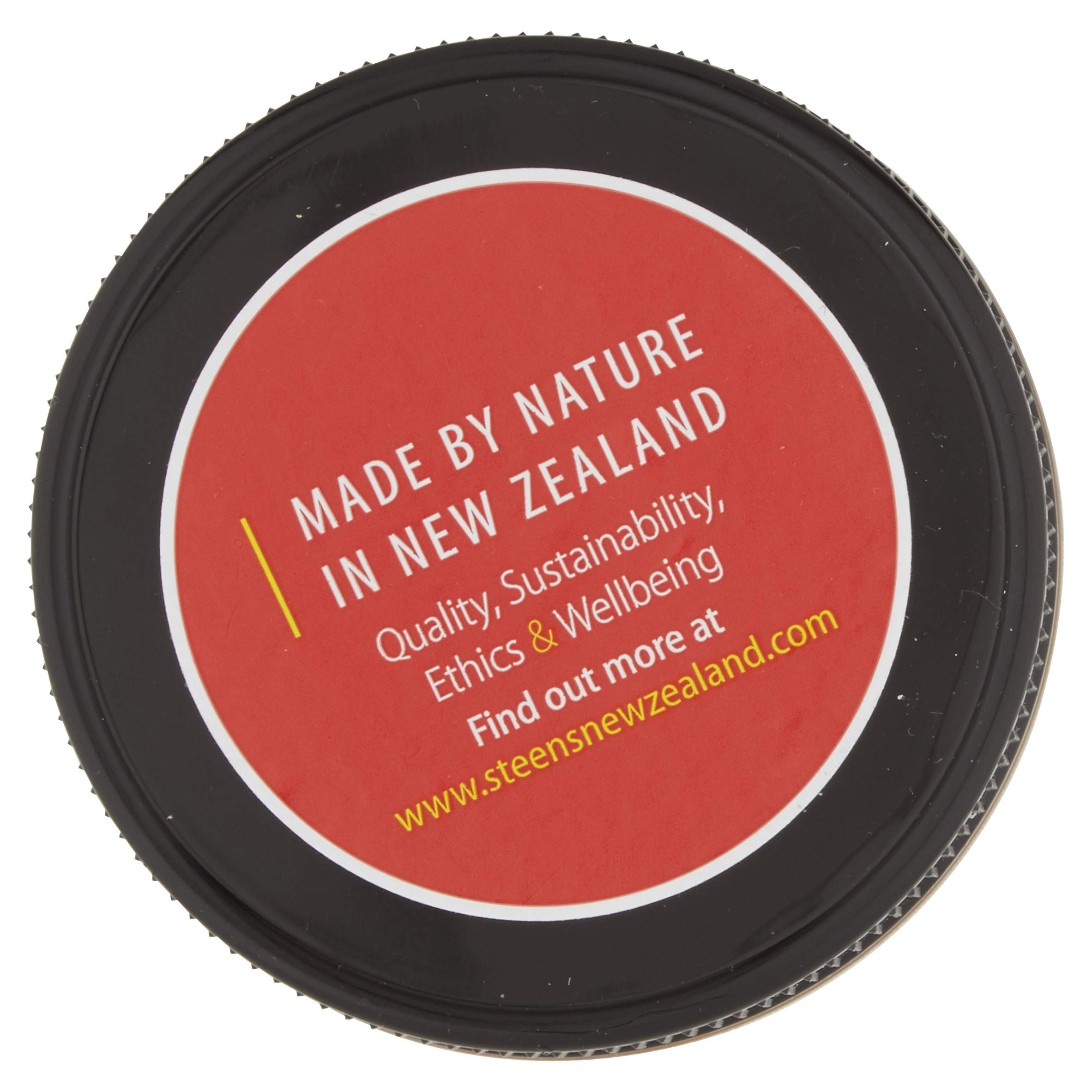 Steens Manuka Honey UMF 15 (MGO 514) 17.6 Ounce jar   Pure Raw Unpasteurized Honey From New Zealand NZ   Traceability Code on Each Label by Steens (Image #5)