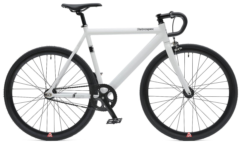 Retrospec Bicicletas Single-Speed Bicicleta de piñón Fijo con ...