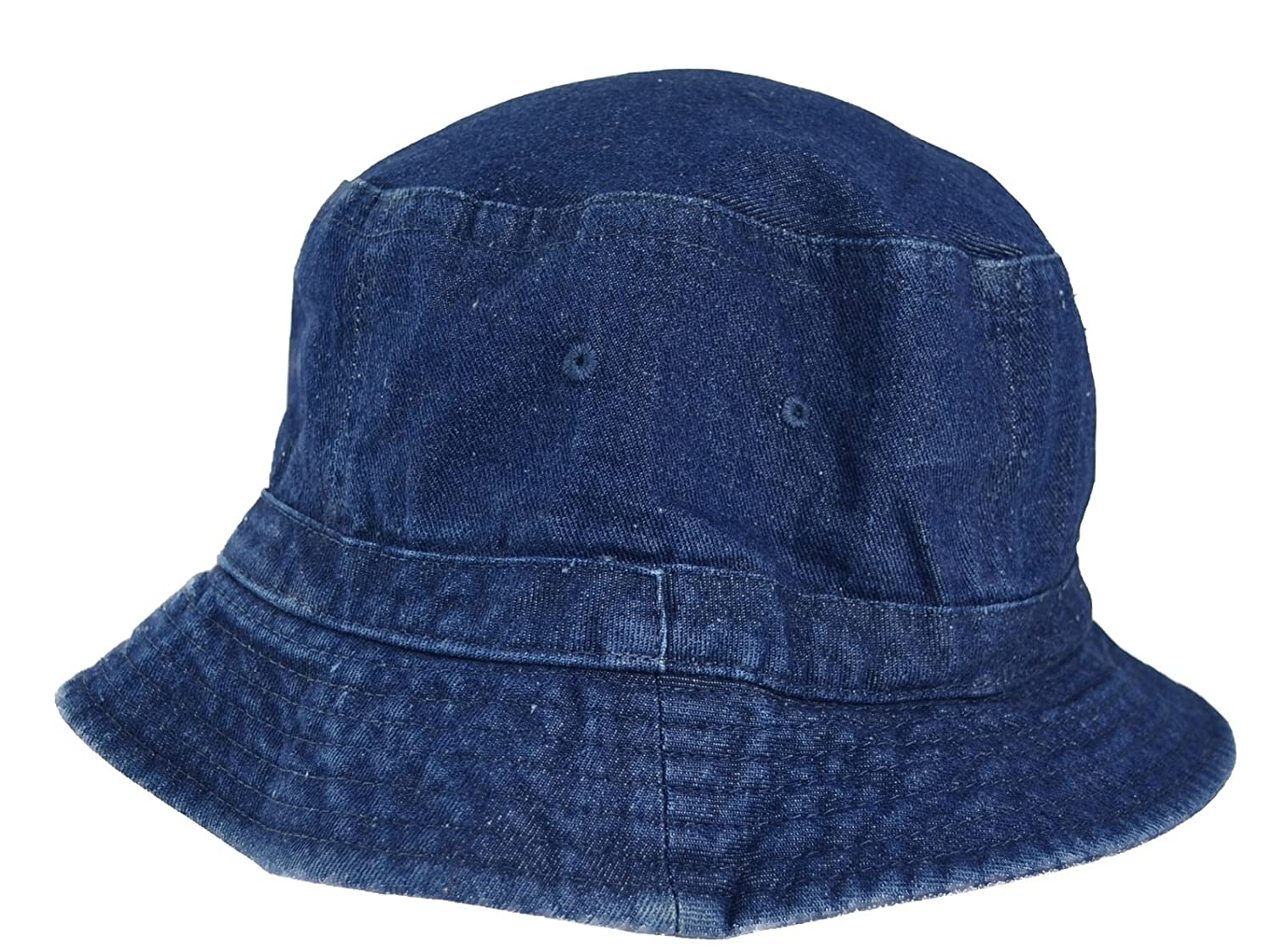 Denim Bucket Hat for Men - Lg XL at Amazon Men s Clothing store  Hat Fishing 25a82f372c1
