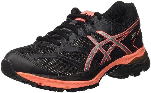 Asics Gel Pulse 8 noir, chaussures de running femme 37 12
