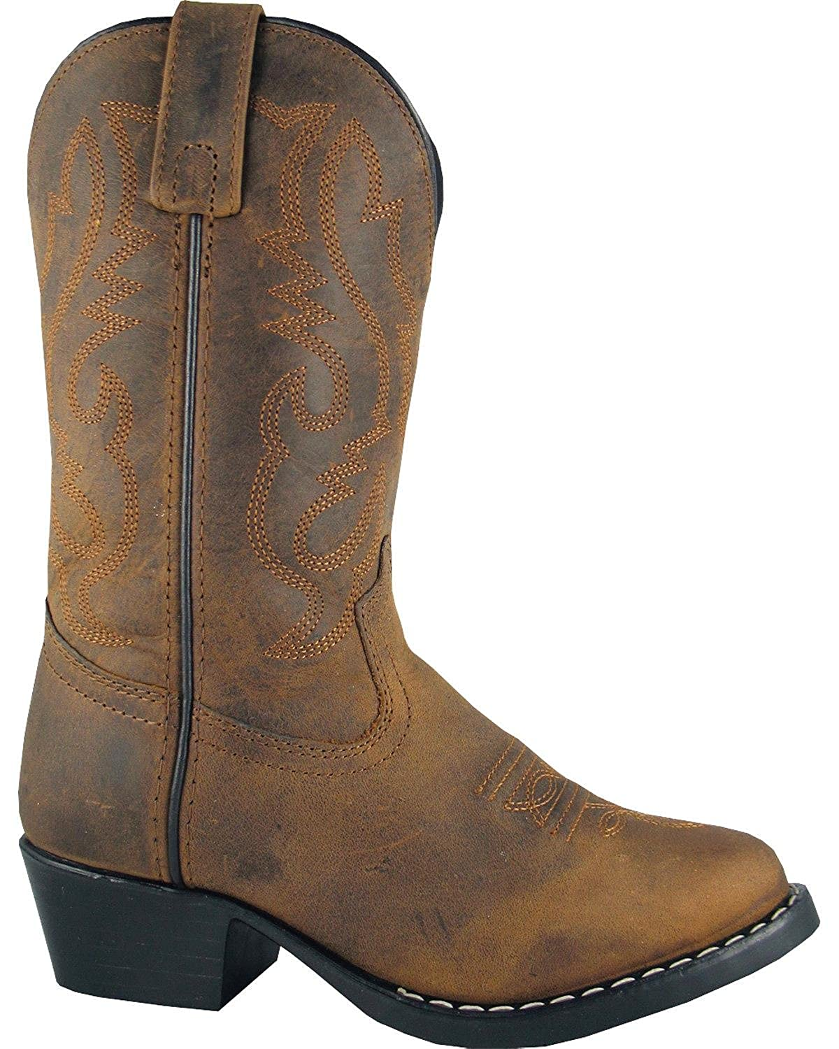 Smoky Mountain Boots Kids Child Denver Leather Western Boot INC 3032