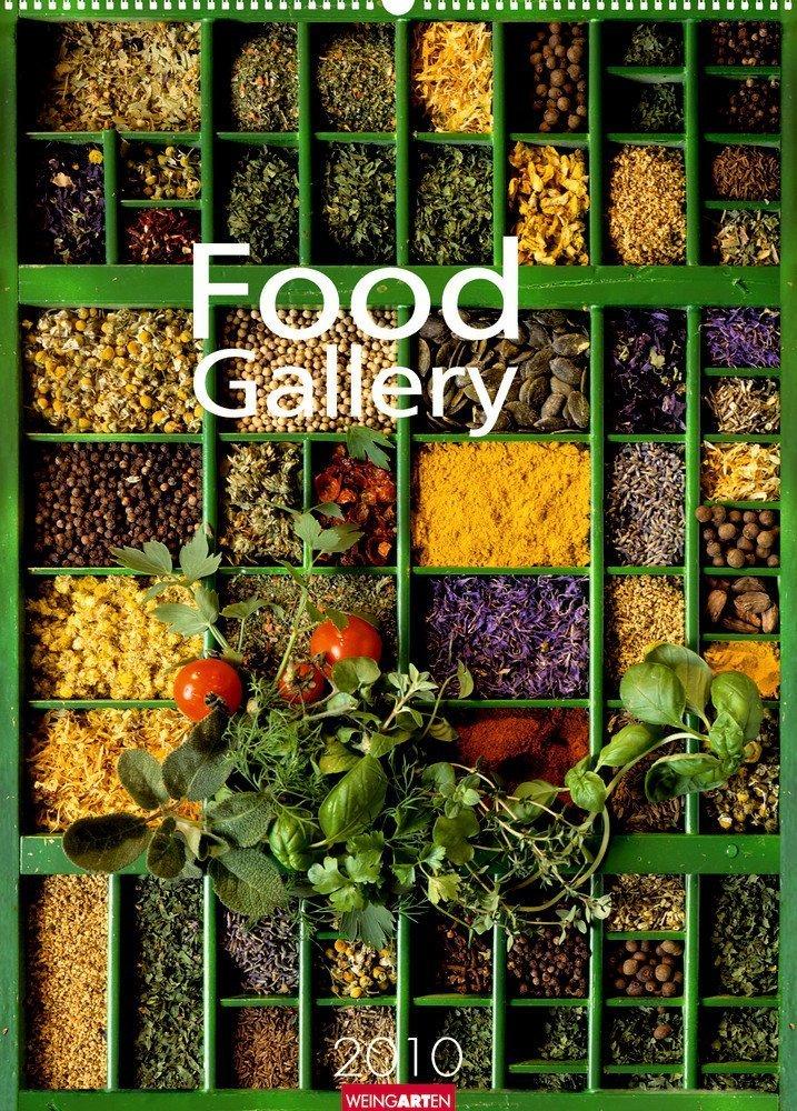 Weingarten-Kalender Food Gallery 2010