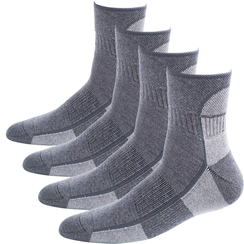 Tkivod Size SOCKSHOSIERY Men メンズ B07HFB7987 Grey 4pair Fit Men Shoe 4pair Size 4-9 Fit Men Shoe Size 4-9|Grey 4pair, スマホとスポーツグッズiCaseStore:a4406d1d --- ero-shop-kupidon.ru