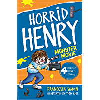 Monster Movie: Book 21 (Horrid Henry)