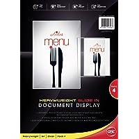 GBC BCDDA4PK4 Document Display, A4 PK4