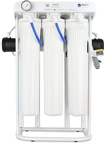 WECO AQUA-TITAN Light Commercial Reverse Osmosis Filter System AQUA-TITAN-0400