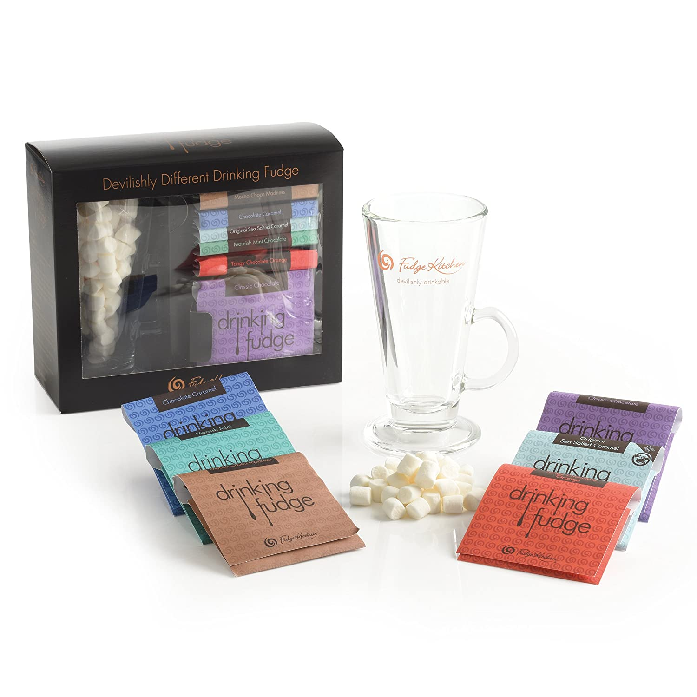Fudge Kitchen - Drinking Fudge Gift Set - 260g: Amazon.co.uk: Grocery