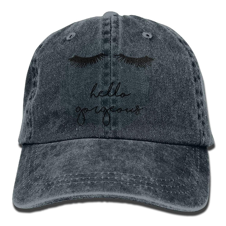 Cowboy Hat 50% Mermaid and 50% Unicorn Adjustable Cowboy Style Cap for Unisex Adult HU MOVR