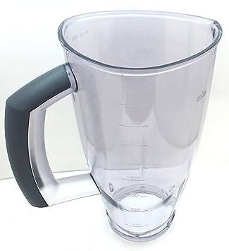 Braun Licuadora Powermax plástico jarra de batidora, 4184 - 622: Amazon.es: Hogar
