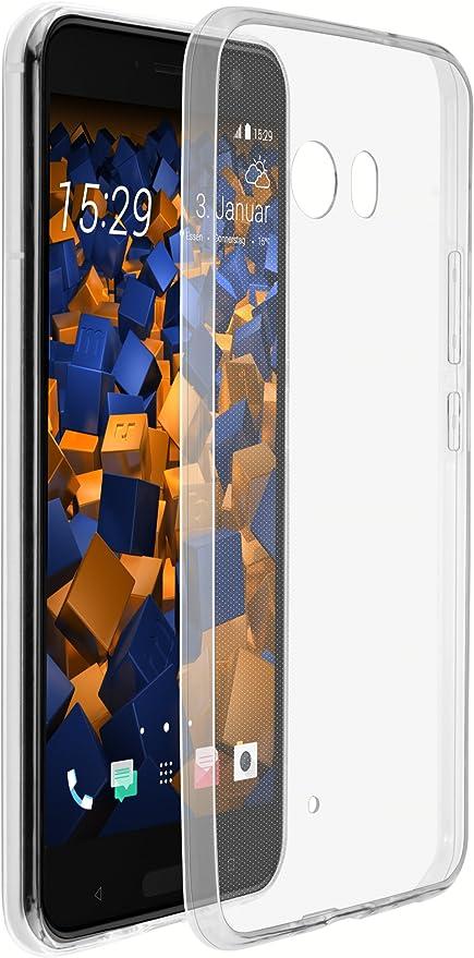 mumbi Funda Compatible con HTC U11 Caja del teléfono móvil ...