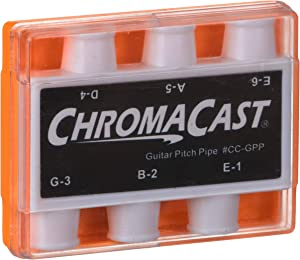 ChromaCast Guitar Pitch Pipe, inch (CC-GPP)
