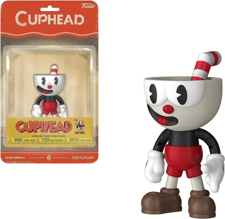 Multicolor 33419 Cuphead Collectible Figure Funko Cuphead
