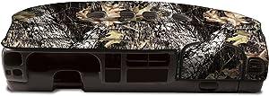 Coverking Custom Fit Dashboard Cover for Select Dodge RAM 2500/3500 Models - Velour (Break-Up)