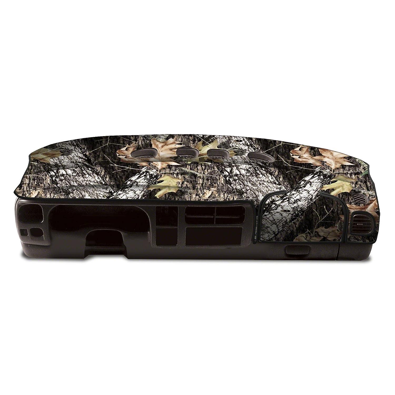 Coverking Custom Fit Dashboard Cover for Select Chevrolet Silverado Models - Velour (Break-Up)