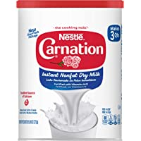 6-Count Carnation Instant Nonfat Dry Milk, 9.63 Ounce