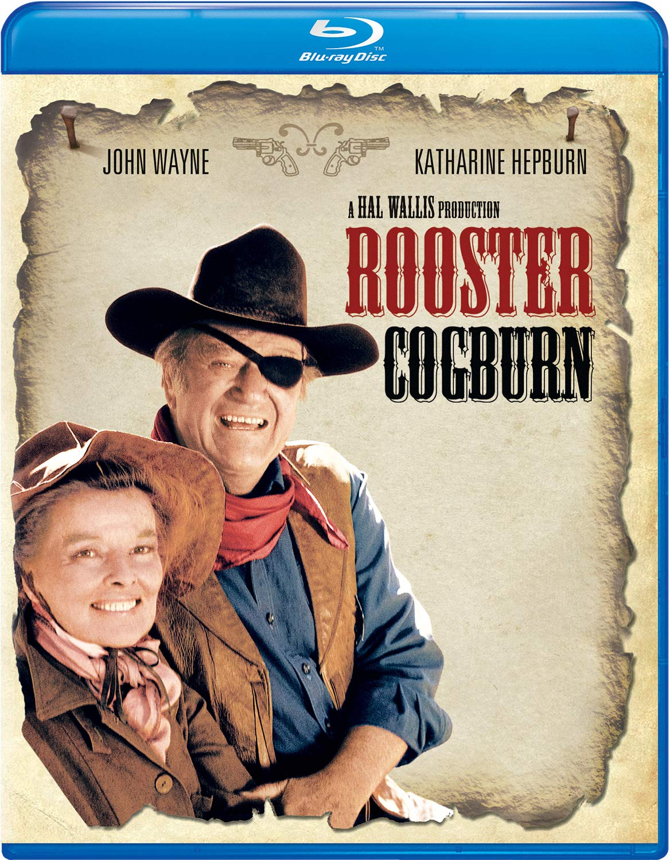 Blu-ray : Rooster Cogburn (Blu-ray)