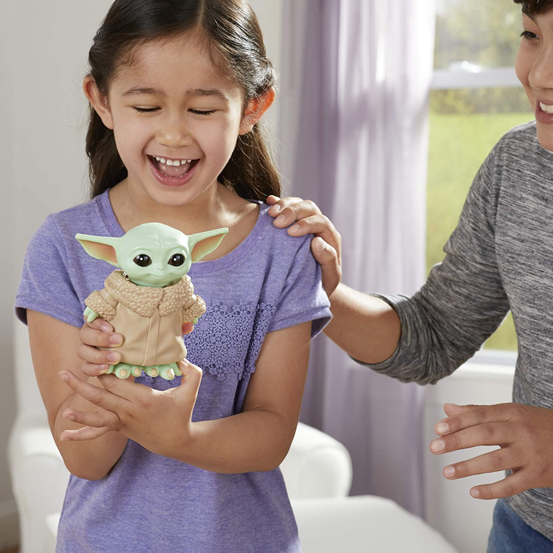 Star Wars Mandalorian The Child Edition  Exclusive Baby Yoda Fast Ship! Bop It