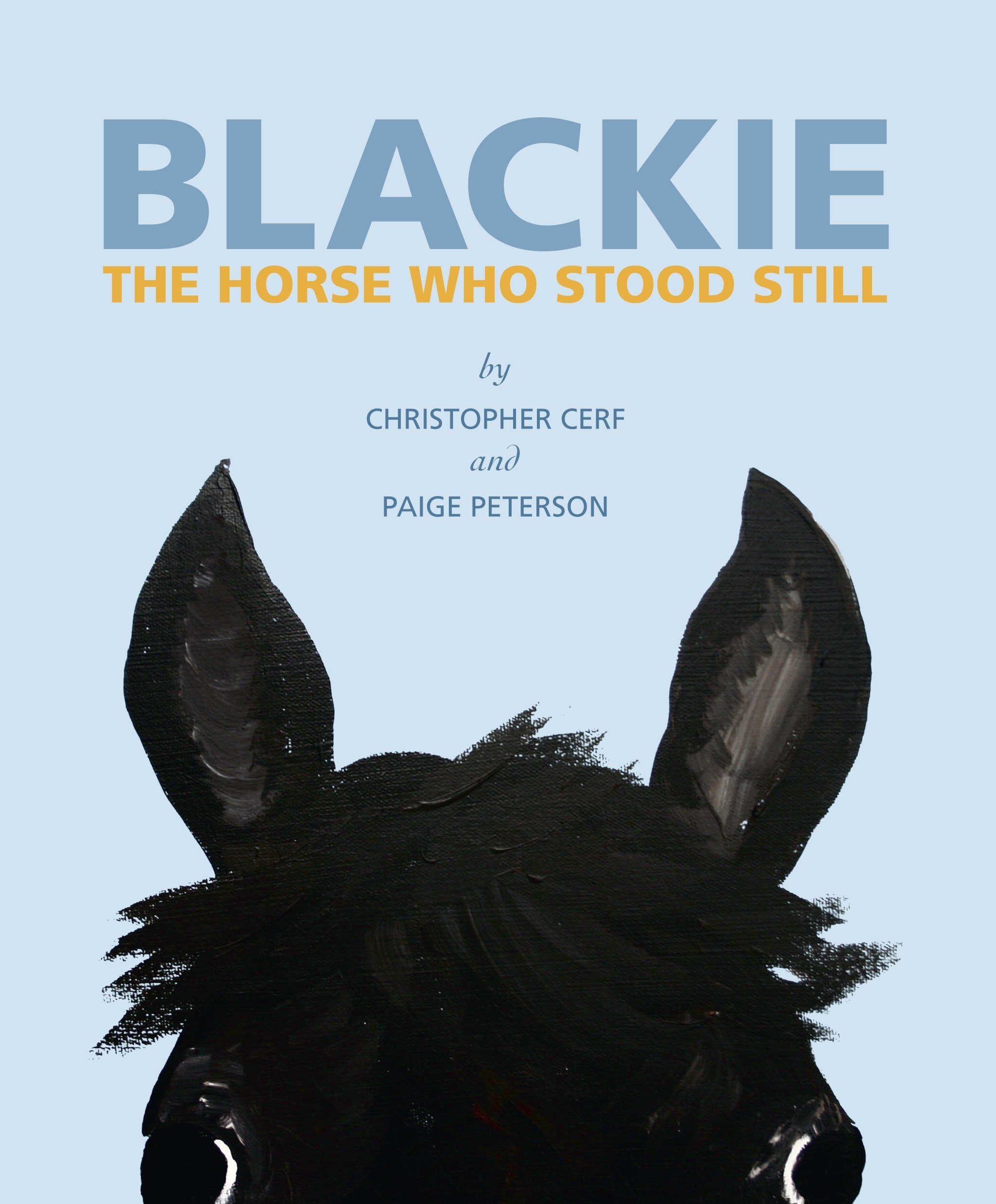 Read Online Blackie: The Horse Who Stood Still PDF