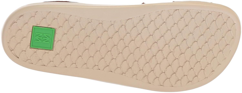 El Naturalista N5098 Koi Klassische aus DamenSandalee aus Klassische Leder mit Klettverschluss, anatomisches Fußbett, Decksohle aus recycelten Kork Wood 4206ed
