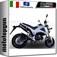 125cc Scooter Exhaust System EXSTMCMP096