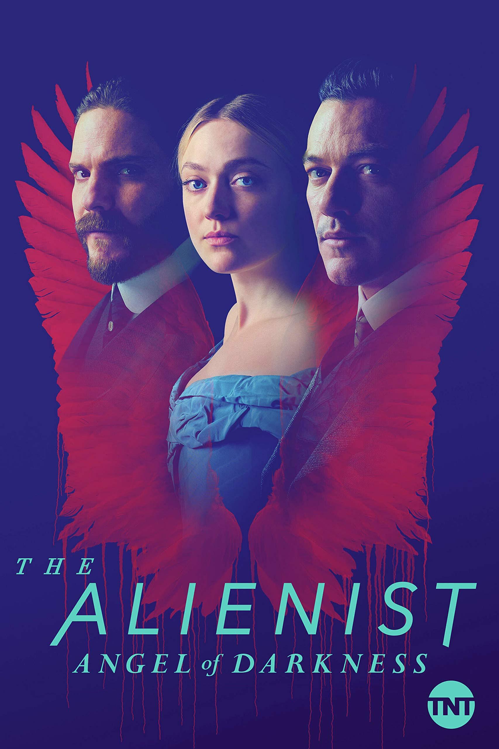 Alienist: Angel Of Darkness