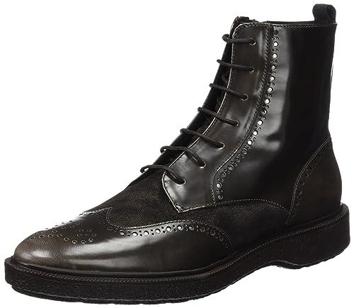 8e59dee3 Geox D Prestyn A, Botas para Mujer: Amazon.es: Zapatos y complementos
