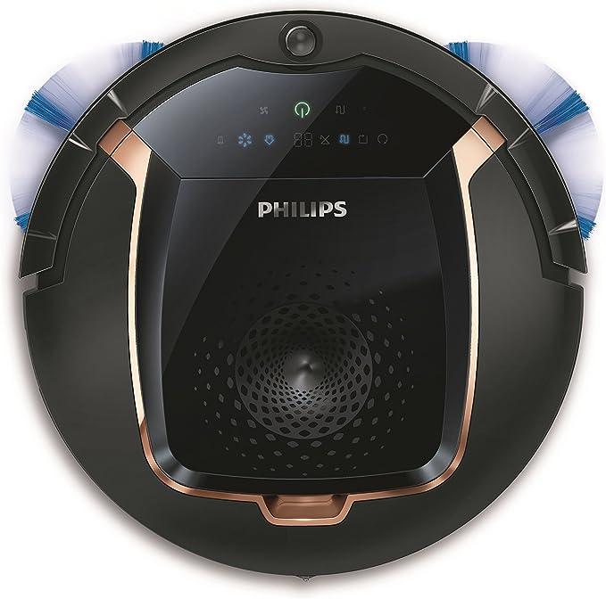 Philips FC8820/01 - Robot aspirador con sistema de limpieza de 3 ...