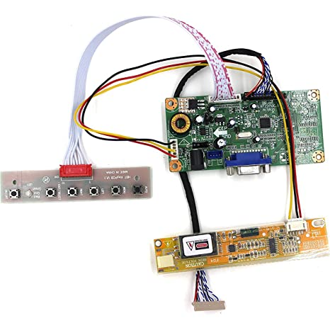 15 inch hsd150mx15/17 sva150xg10tb 1024x768 lcd screen diy a.