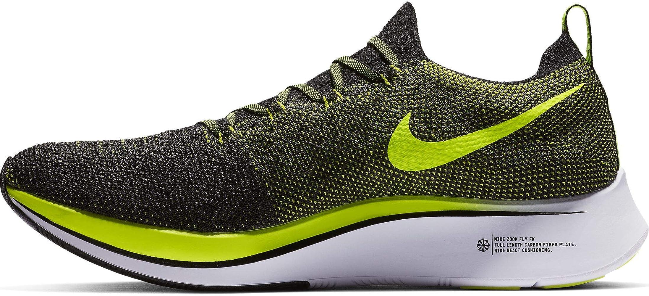 Amazon.com: Nike Zoom Fly Flyknit Men's