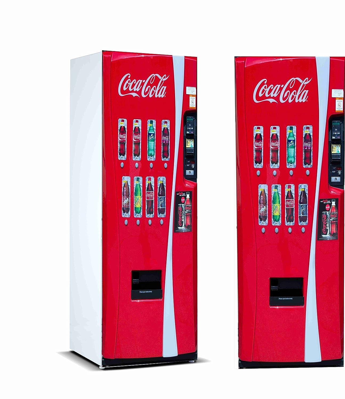 Pegatinas 3D Vinilo para Frigorifico Máquina expendedora Cocacola ...