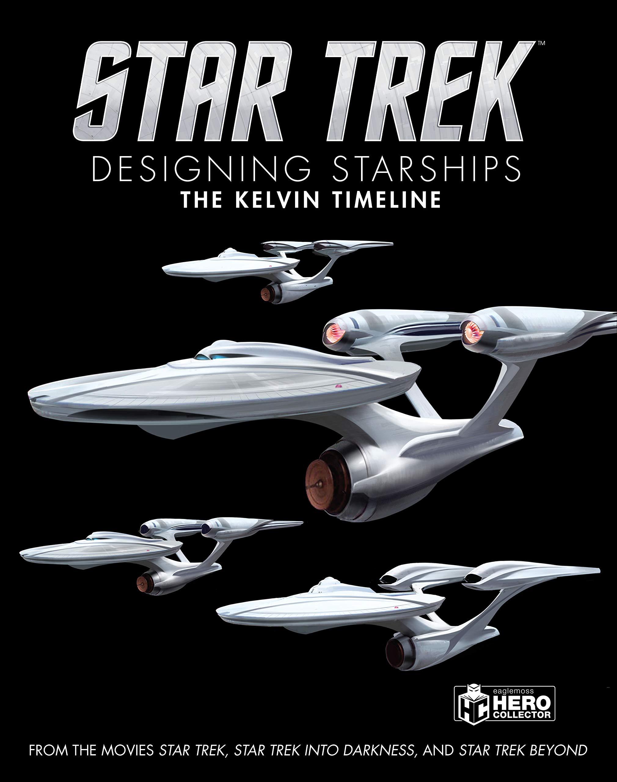 Amazon com: Star Trek: Designing Starships Volume 3: The