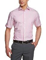 Jacques Britt Herren Businesshemd Regular Fit, gestreift 20.736522-43