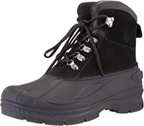 035ea78048 Sporto Men's Ben Waterproof Winter Snow and Hiking Lace up Boot