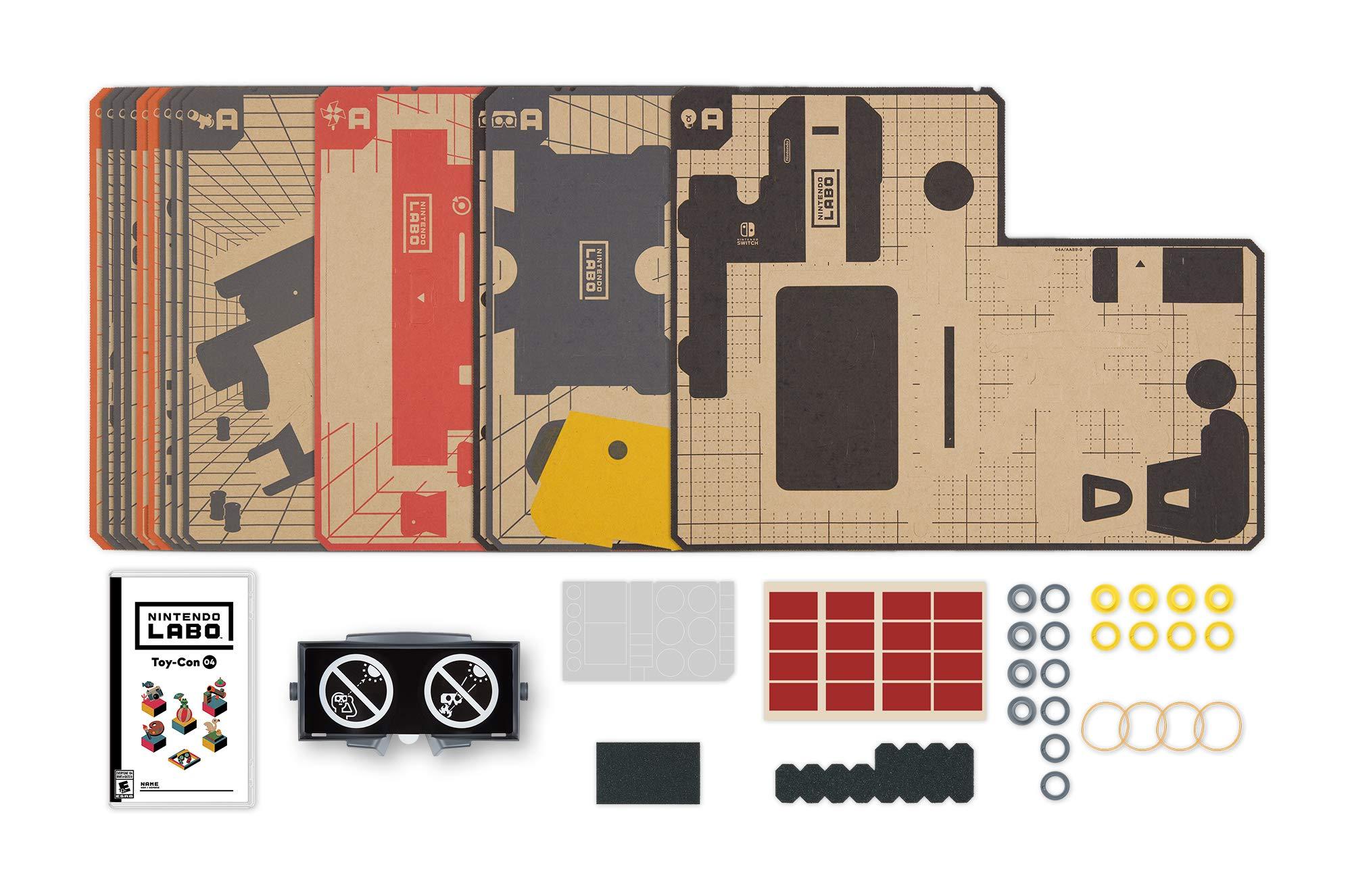 Nintendo Labo Toy-Con 04: VR Kit - Starter Set + Blaster - Switch by Nintendo (Image #3)
