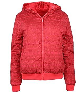 Damen Neo Paddet Jacke SC Jacket adidas Reversible Wende oWBrCxedEQ