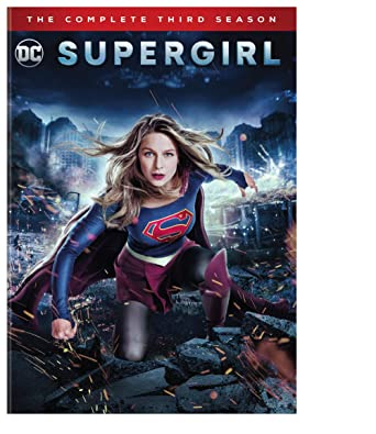 amazon com supergirl the complete third season (dvd Supergirl CBS Season 3