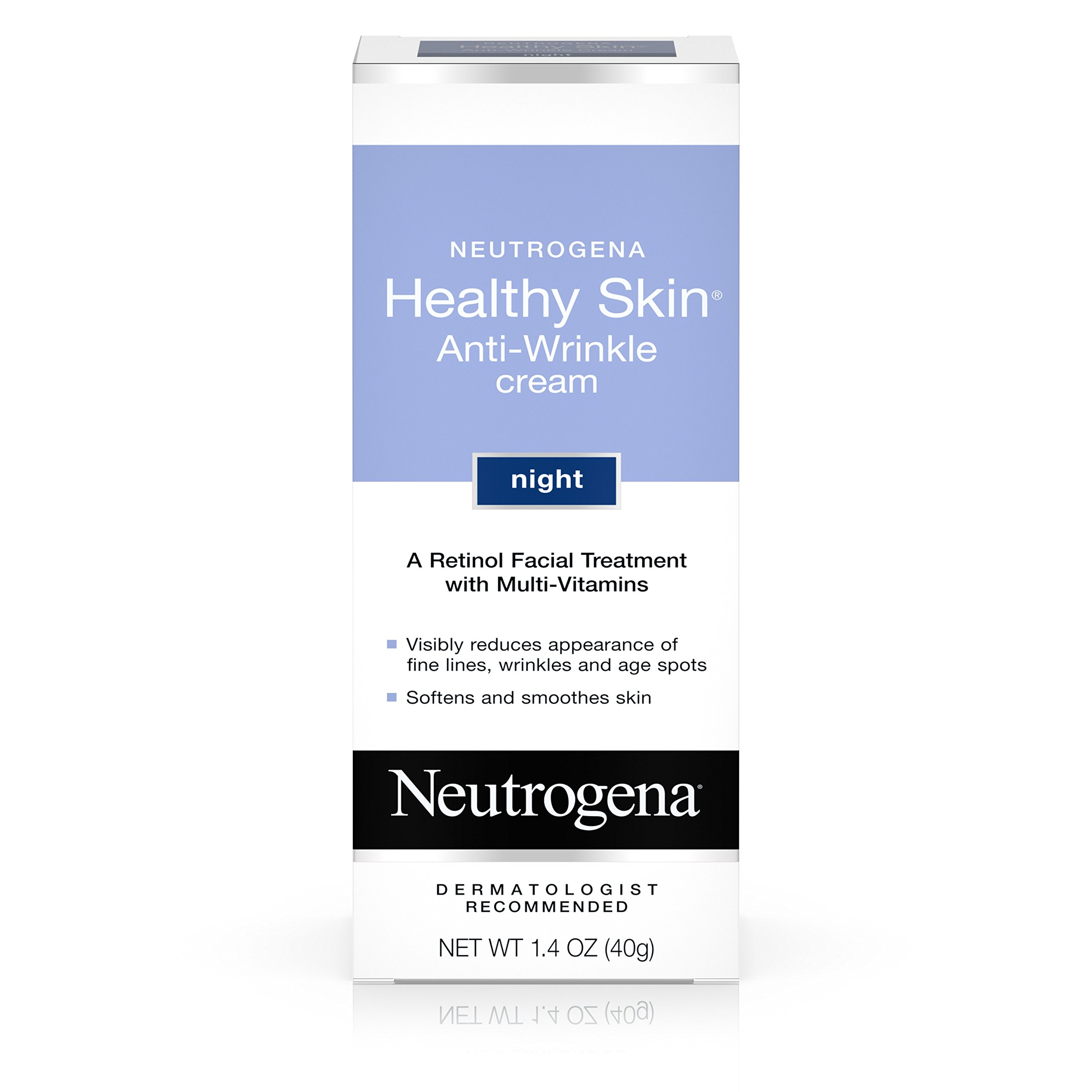 Galleon - Neutrogena Healthy Skin Anti-Wrinkle Cream Night