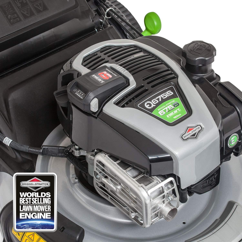 Murray EQ675iS Cortacésped de Gasolina autopropulsado de Empuje de ...