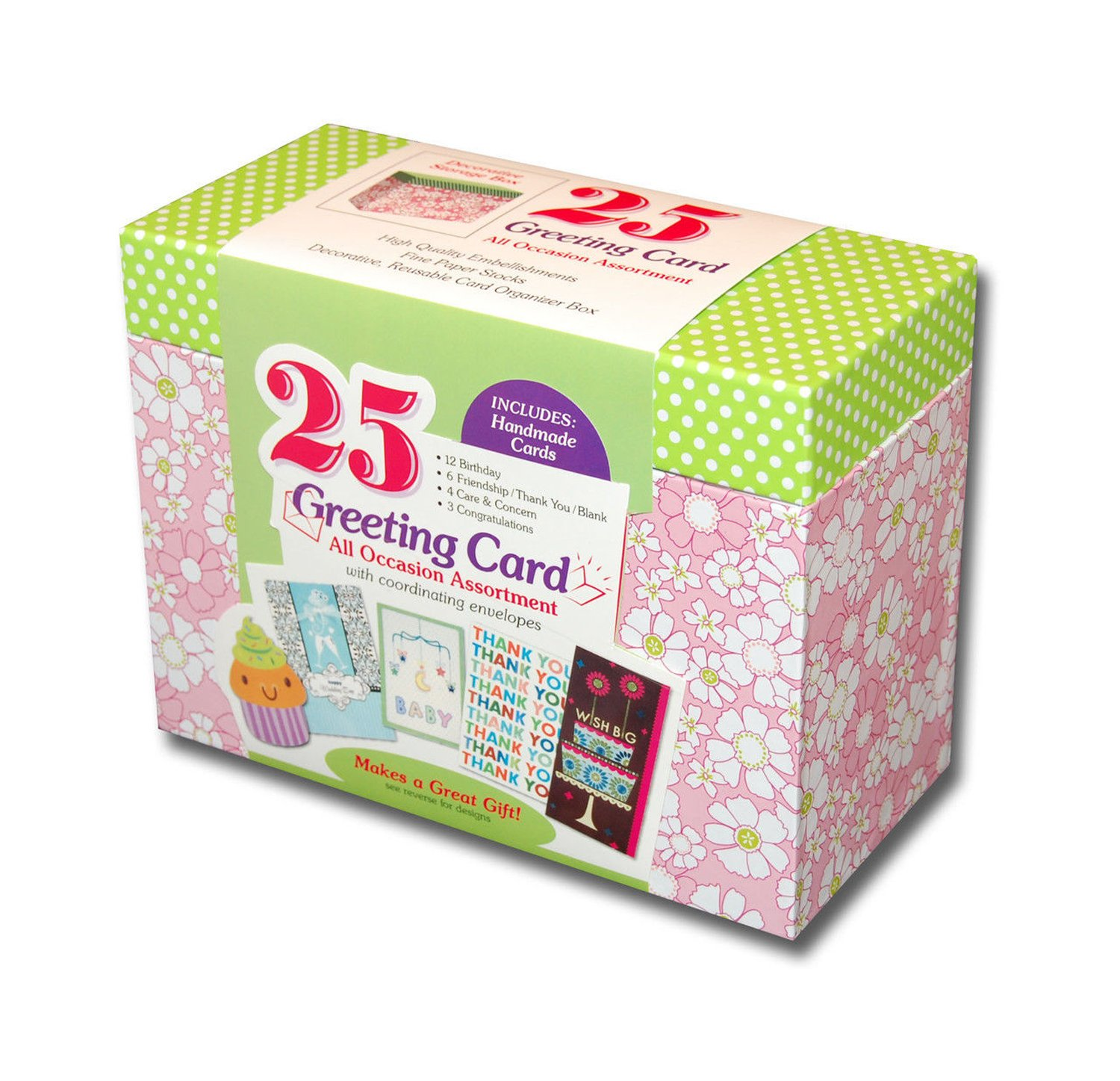 Amazon New Paper Magic Box Of 25 Assorted All Occasion