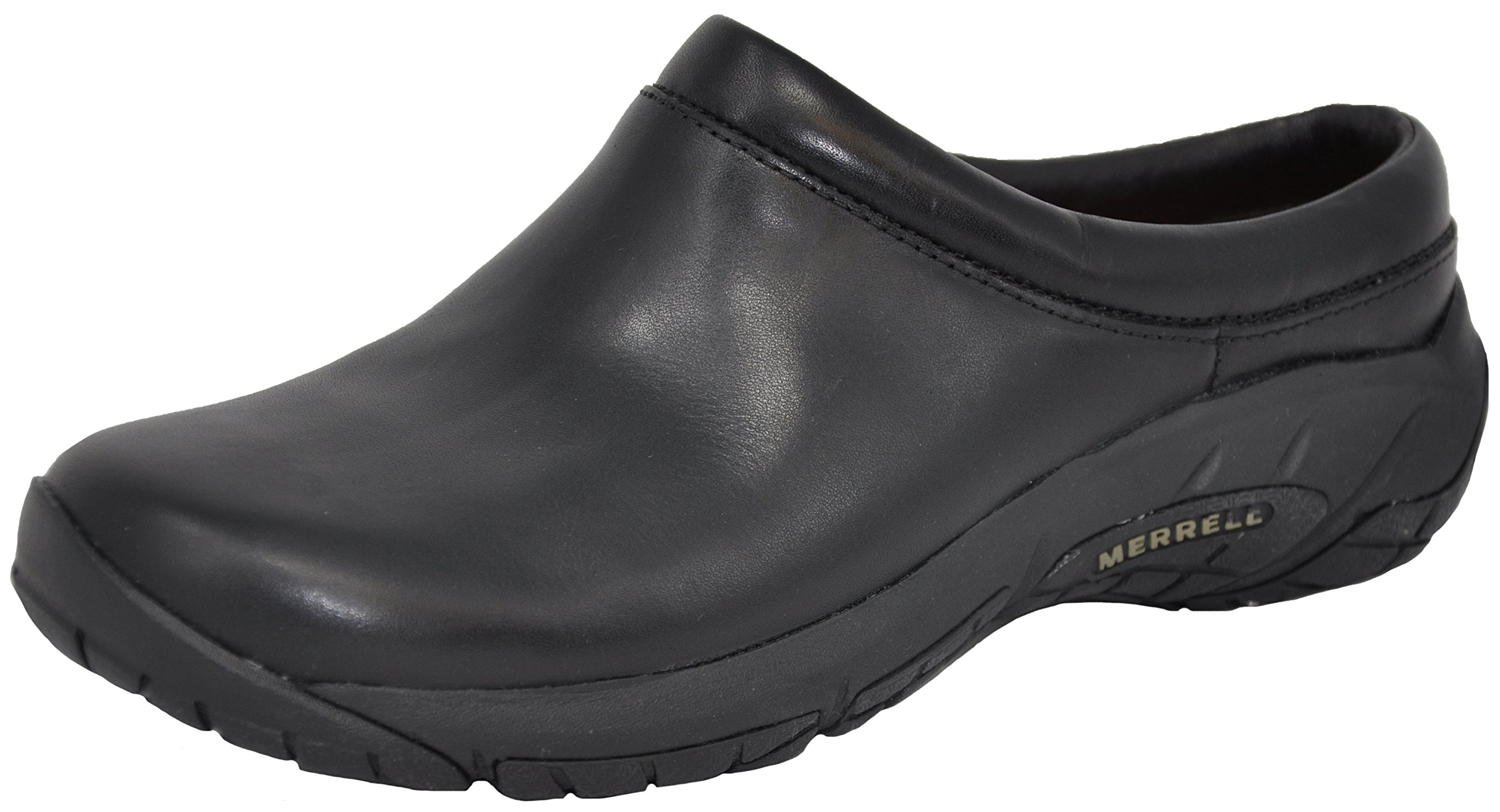 Merrell Women's Encore Nova 2 Trail Runner, Black Smooth, 8 B(M) US by Merrell (Image #1)