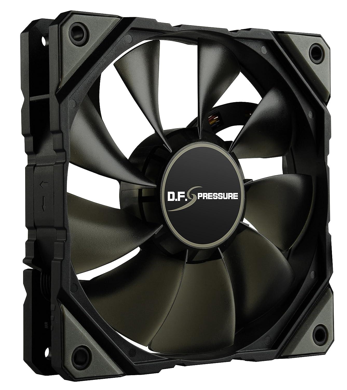 Enermax UCDFP12P Ventilateur PC 12 cm Noir