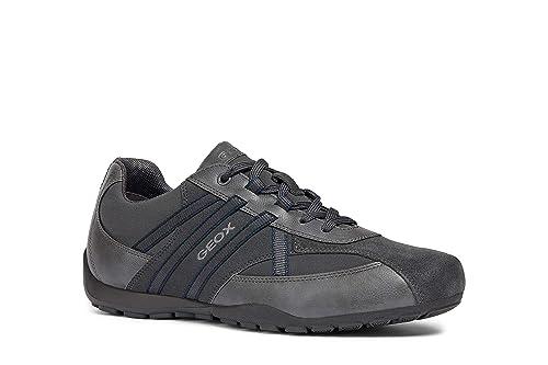 Sneakers GEOX U Ravex B U743FB 05411 C9004 Anthracite